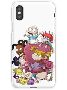 Rugrats T Shirt Iron On Transfer Light Fabric & Garden Rugrats Cartoon, Nickelodeon Cartoons, Cartoon Art, Cartoon Wallpaper, Iphone Wallpaper, Female Monster, Indie, Cartoon Shows, Iron On Transfer