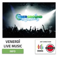 #palermo #cybergroundpalermo #direzioneartistica #friday #livemusic #transea #artewiva #artewivamusicpromotion