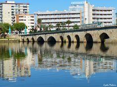 A Ponte Velha é sem dúvida a construção mais notável da Cidade de Mirandela. Conhecida também como Ponte Medieval de Mirandela, é uma ponte de estilo românico que se localiza sobre o Rio Tua e que …
