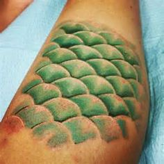 fish scales tattoo - Bing Images