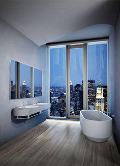 #nyc #bathroom