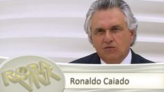 Ronaldo Caiado 03/08/2015. Parabéns, meu futuro PRESIDENTE!!!
