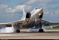 Russia - Air Force - Tu-22M3 (RF-34038) By Sasha Beltyukov (Franziskaner)