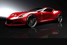 The Ferrari 488 GTB was unveiled at the 2015 Geneva Motor show and is currently in production. The car is an update for the Ferrari 458 with the 488 sharing some of the design an components. Ferrari 612, Ferrari Bike, Bugatti, Maserati, Audi, Sports Cars Lamborghini, Lamborghini Gallardo, Automobile, F12 Berlinetta