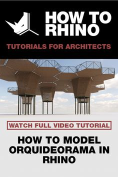 47 Best Rhino Tutorials for Architects images in 2019