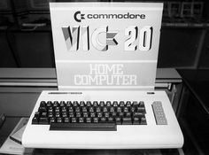Commodore VIC 20. 1983 and my first computer!
