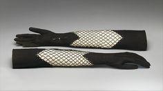 Gloves    Elsa Schiaparelli, 1940    The Metropolitan Museum of Art