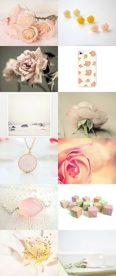 Roses  by Tanya on Etsy--Pinned with TreasuryPin.com