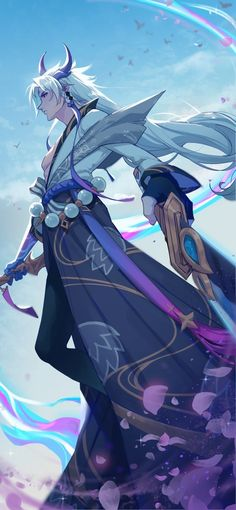League Of Legends Yasuo, Desenhos League Of Legends, Champions League Of Legends, Lol Champions, League Of Legends Characters, Beautiful Fantasy Art, Dark Fantasy Art, Game Character, Character Design