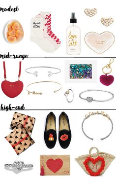 Valentine's Day Gift Guide for Her 2017 – The Extra Stitch