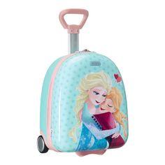 61f391961b Hard upright 45 cm Frozen Nordic Summer Samsonite Disney Wonder Suitcase  Bag