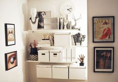 a great storage space