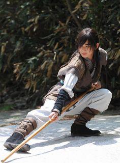 Ancient Korean Warriors Costumes for Men                                                                                                                                                                                 More