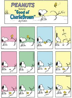 Peanuts by Charles Schulz for Feb 12, 2017 | Read Comic Strips at GoComics.com