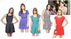 Ladylike Dresses - (One Tree Hill Fashion: How to Dress Like Haley James Scott)