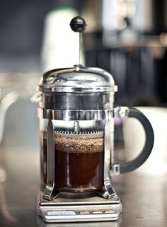 Ahhhh the French Press!
