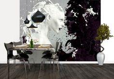 Tolle Fototapete Milk & Coffee für Ihre Küche von K&L Wallt Art!   wall-art.de
