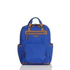 TWELVElittle Unisex Courage Backpack Sapphire -- Read more reviews of the product by visiting the link on the image.