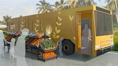 These Old City Buses Have A New Purpose: Mobile Homeless Shelters | Co.Exist | ideas + impact