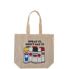 Bodega Spray Can Tote