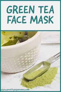 Matcha Green Tea Face Mask DIY face masks are a great way to nourish your skin! This Matcha Green Tea Face Mask is full of great antioxidants and has amazing moisturizing powers! Homemade Face Masks, Diy Face Mask, Green Tea Face, Pore Mask, Face Mask For Blackheads, Matcha Green Tea, Grease, Moisturizer, Amazing