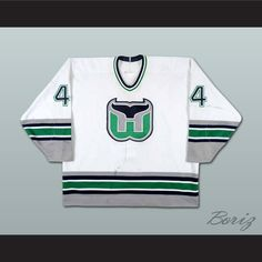 690c690a4c3 Chris Pronger Hartford Whalers Hockey Jersey Stitch Sewn NEW Any Size Any  Player or Number. Smashing Retro
