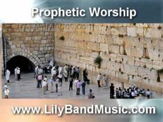 """Holy One Of Israel"" - Spontaneous Prophetic Worship - Lily Band Psalmist"