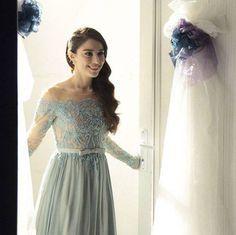 Beautiful beading fashion dress