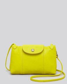 Longchamp Crossbody - Le Pliage Cuir Small Bloomingdale's Clutch Purse, Crossbody Bag, Leather Bags Handmade, Small Handbags, Briefcase, Longchamp, Designing Women, Saddle Bags, Shoulder Bag