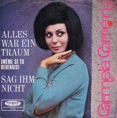 Carmela Corren - Alles War Ein Traum (Vinyl) at Discogs