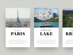 Hi Folks, As summer holidays are on the door, everyone wants to spend their holidays at great travel destinations. I started this mini-series to showcase some destinations I wanna spend my holidays. Ios App Design, Web Design, Graphic Design, Holiday Destinations, Travel Destinations, Favorite Holiday, Something To Do, Ui Ux, App Ui