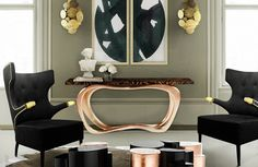MODERN CONSOLE TABLES FOR CONTEMPORARY INTERIORS