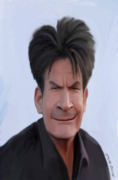"""Charlie Sheen ** The PopDot Artist ** Please Join me on the Twitter @AlabamaBYRD & Be my Friend on the FaceBook --> http://www.facebook.com/AlabamaBYRD **  BIG BYRD HUGS & SMILES & PRAYERS TO EVERYONE IN NEED EVERYWHERE **  ("""")< Chirp Chirp said THE BYRD http://www.facebook.com/AlabamaBYRD"""