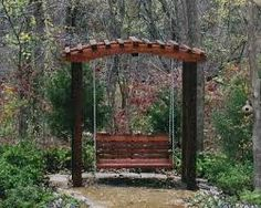 Image result for cedar swing structures