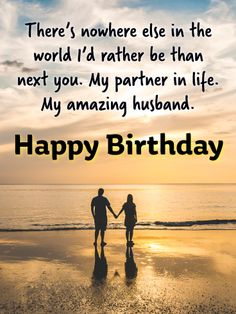 Send Free Next You - Happy Birthday Wishes Card for Husband to Loved Ones on Birthday & Greeting Cards by Davia. It's free, and you also can use your own customized birthday calendar and birthday reminders. Happy Birthday Love Poems, Happy Birthday Wishes Cards, Birthday Wishes Quotes, Happy Birthday Sister, Birthday Greetings, Birthday Pins, Birthday Sayings, Birthday Board, Birthday Images