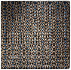Dani Marti | un fraile y un muchacho (take 1) | polypropylene + nylon | 6.5' x 6.5' | Canary Islands, Spain | 2005