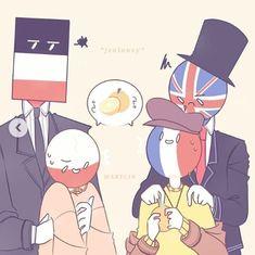 Hetalia, Mundo Comic, Country Art, Really Funny, My Children, Great Britain, United Kingdom, Funny Memes, Fan Art