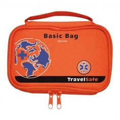 TravelSafe Basic Bag Steriel EHBO-set