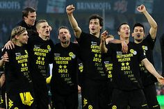 Borussia Dortmund, Jürgen Klopp, deutscher Meister                                                                                                                                                      Mehr