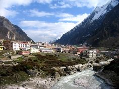 Badarinath Dham or Badrinath Temple considered as one of the most Holiest Temple in India is located in the lap of great snow covered majestic Himalayas ranges in the hilly town of Badrinath in Chamoli District of Uttarakhand India.