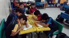 Glimpses of today's competition for grade 1 onward at Jesus' Sacred Heart School !