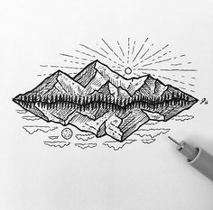 ⚙ by @drawntosketching ⚙ Send yours flash to addflashit@gmail.com. #flash #flashtattoo #sketch #background #tattooflash #ink #tattoo #drawing #tattooartist #addflash