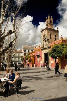 San Lorenzo  Sevilla  Spain
