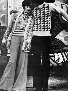 FEMME Magazine Fall 1973 | retrospective by myvintagevogue.com | shrimptoncouture.com