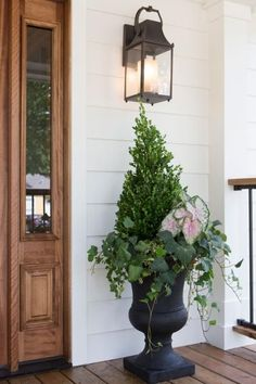 ideas fixer upper exterior lighting chips for ideas fixer top outdoor lighting chips for 2019 great ideas farmhouse chimney with built-in fixed farmhouse great ideas farmhouse chimney with built-in Exterior Light Fixtures, Farmhouse Light Fixtures, Exterior Wall Light, Outdoor Light Fixtures, Exterior Lighting, Café Exterior, Exterior Front Doors, Exterior House Colors, Exterior Paint
