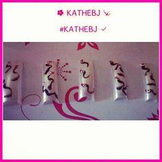 #cute #diseño #design  #uñas #nails #KATHEBJ ✔