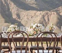 #wedding #shabby #garden #afforable #fun put people to work, have fun.