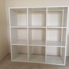 cubed shelf $15
