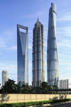 Gallery of Shanghai Tower / Gensler - 8