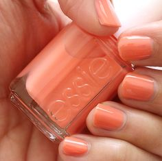 Essie Resort Fling from the four-piece Essie 2014 Resort collection